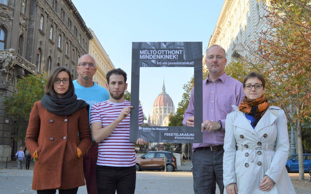 Sajtóközlemény: Olcsóbb és biztonságosabb albérletekért indul kampány
