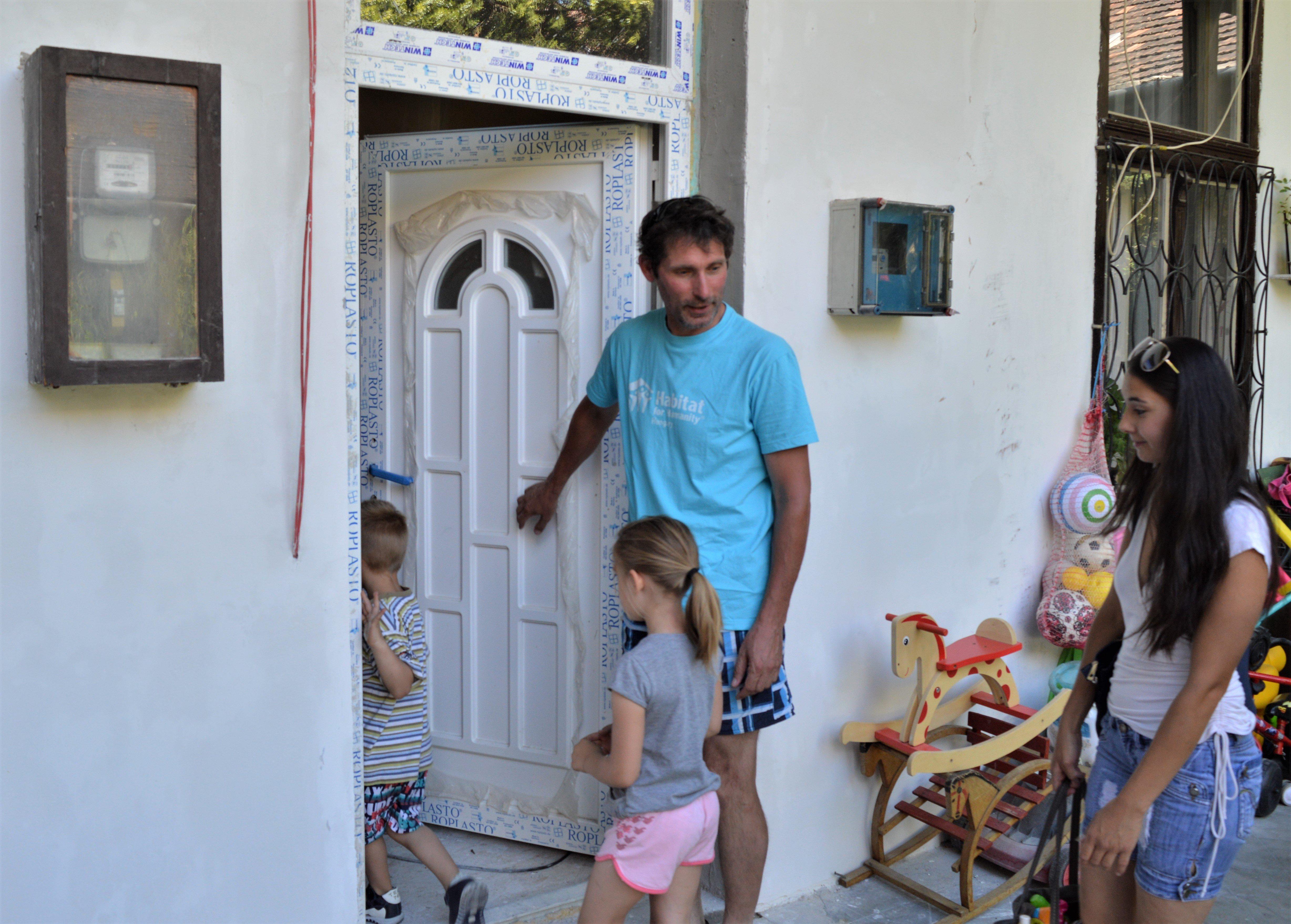Újpesti család jut igazi otthonhoz