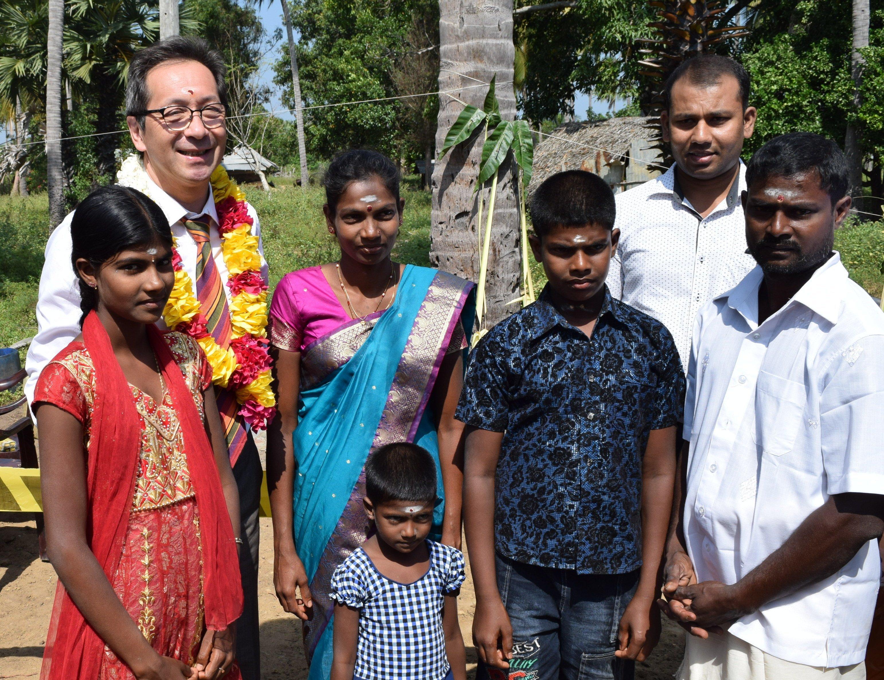 European Union-funded housing project commences in Killinochchi, Mullativu and Batticaloa