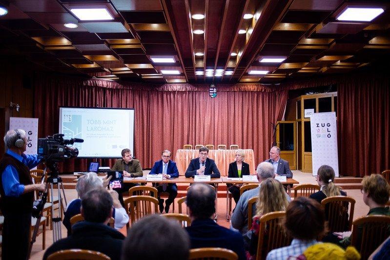 Forradalmi lakhatás Zuglóban: elindult az első önkormányzati co-housing projekt