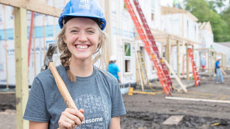 8.7 millió embert segített tavaly méltó otthonhoz a Habitat